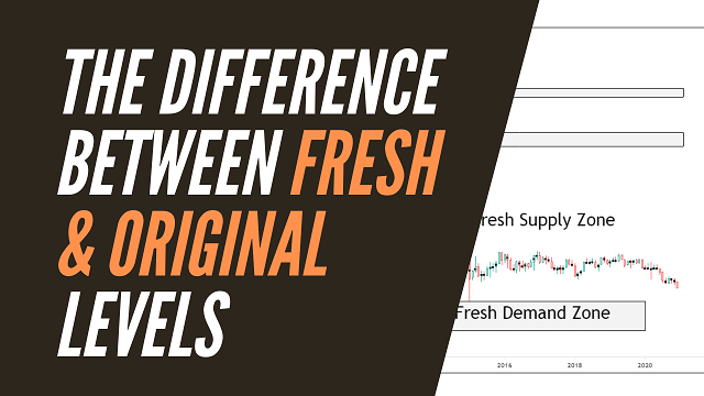 The Difference Between Fresh and Original Levels