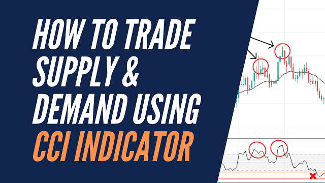 How to Trade Supply and Demand using CCI
