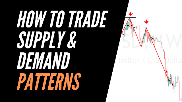 How to Trade Supply and Demand Patterns [Reversal & Continuation Patterns]